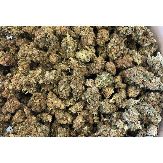 Krazy Strawberry - 3% CBD Cannabidiol Cannabis Buds, 10 gram